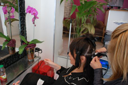 Salon extensions vip